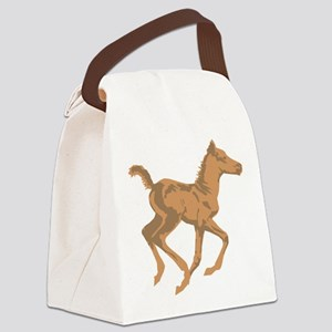 foal [Converted] Canvas Lunch Bag